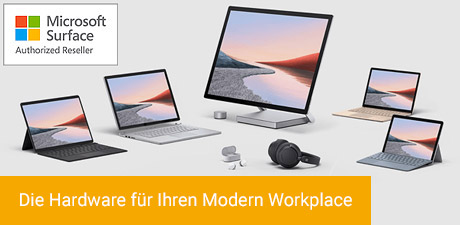 Surface Authorized Reseller